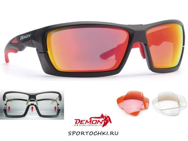 Спортивные очки со сменными линзами Record